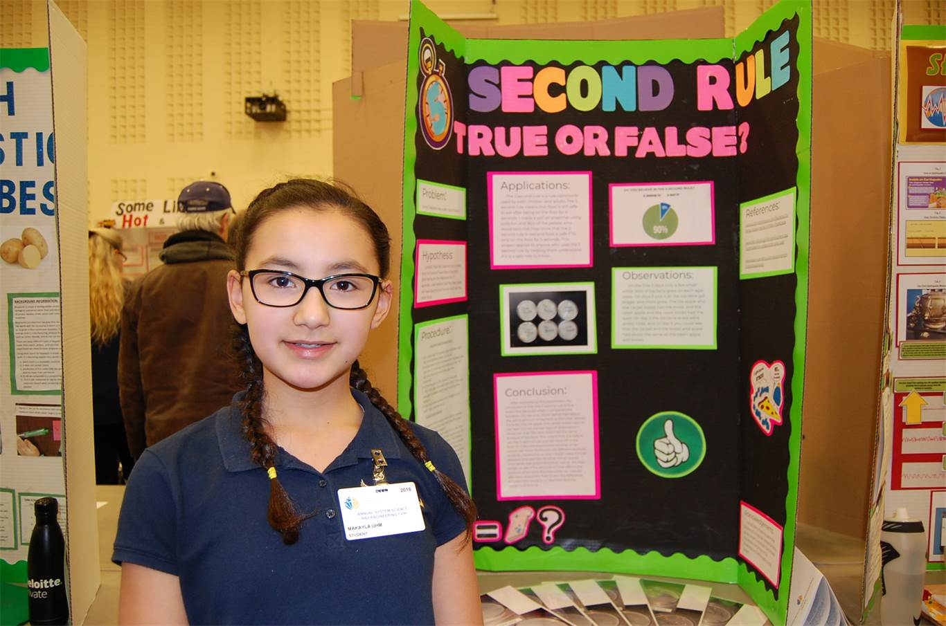 Students test the limits of science at annual science fair in sciox Gallery